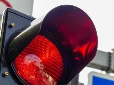 multa semaforo rosso