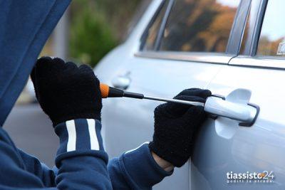 furti d'auto
