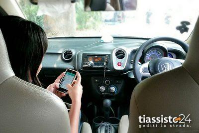 Rc auto sullo smartphone