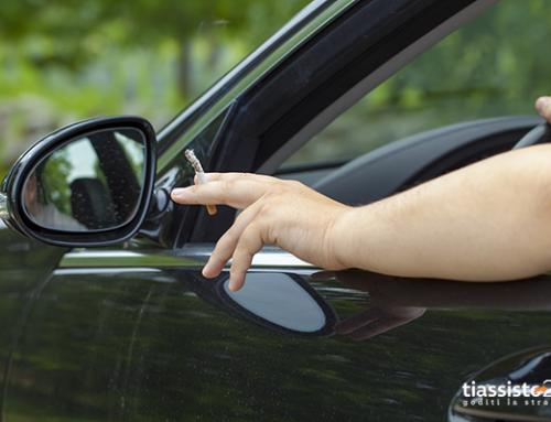 Divieto di fumo alla guida: le novità del 2019
