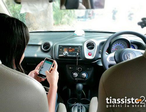 Rc Auto sullo smartphone per evitare possibili multe