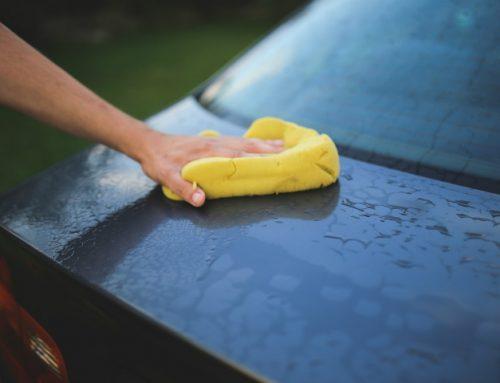 Come pulire e mettere in ordine la vostra auto
