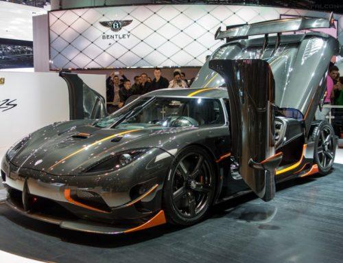 Auto più veloci del mondo: modelli e classifica 2018
