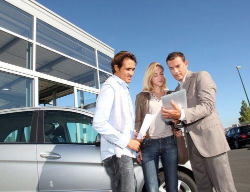 Blocco del traffico: boom di noleggio a lungo termine e car sharing