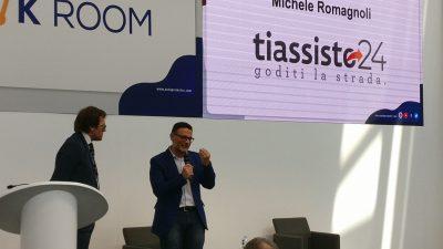 Michele Romagnoli convegno Autopromotec