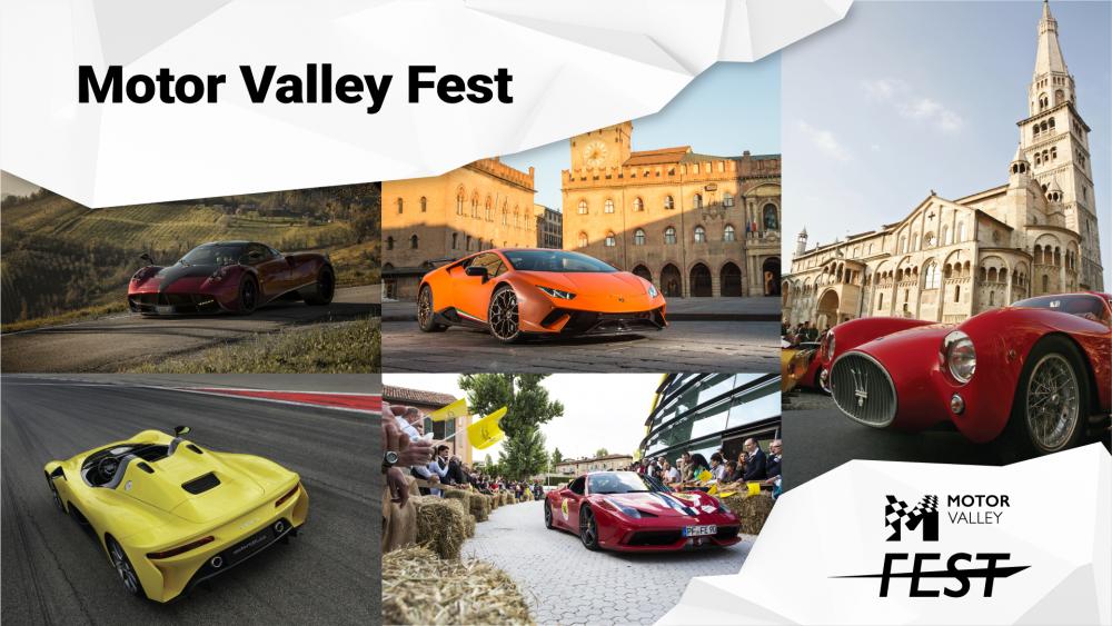 Tiassisto24 al Motor Valley Fest 2019