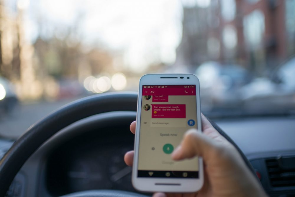 smartphone alla guida arriva il sensore ch