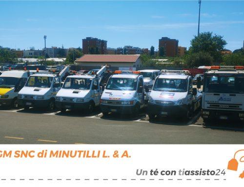 Tiassisto24 presenta le sue officine: GM snc di MINUTILLI L. & A.
