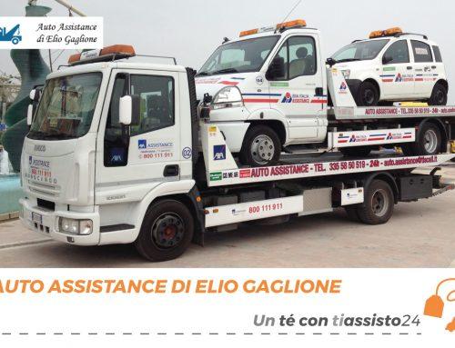 Tiassisto24 presenta le sue officine:  Auto Assistance di Elio Gaglione
