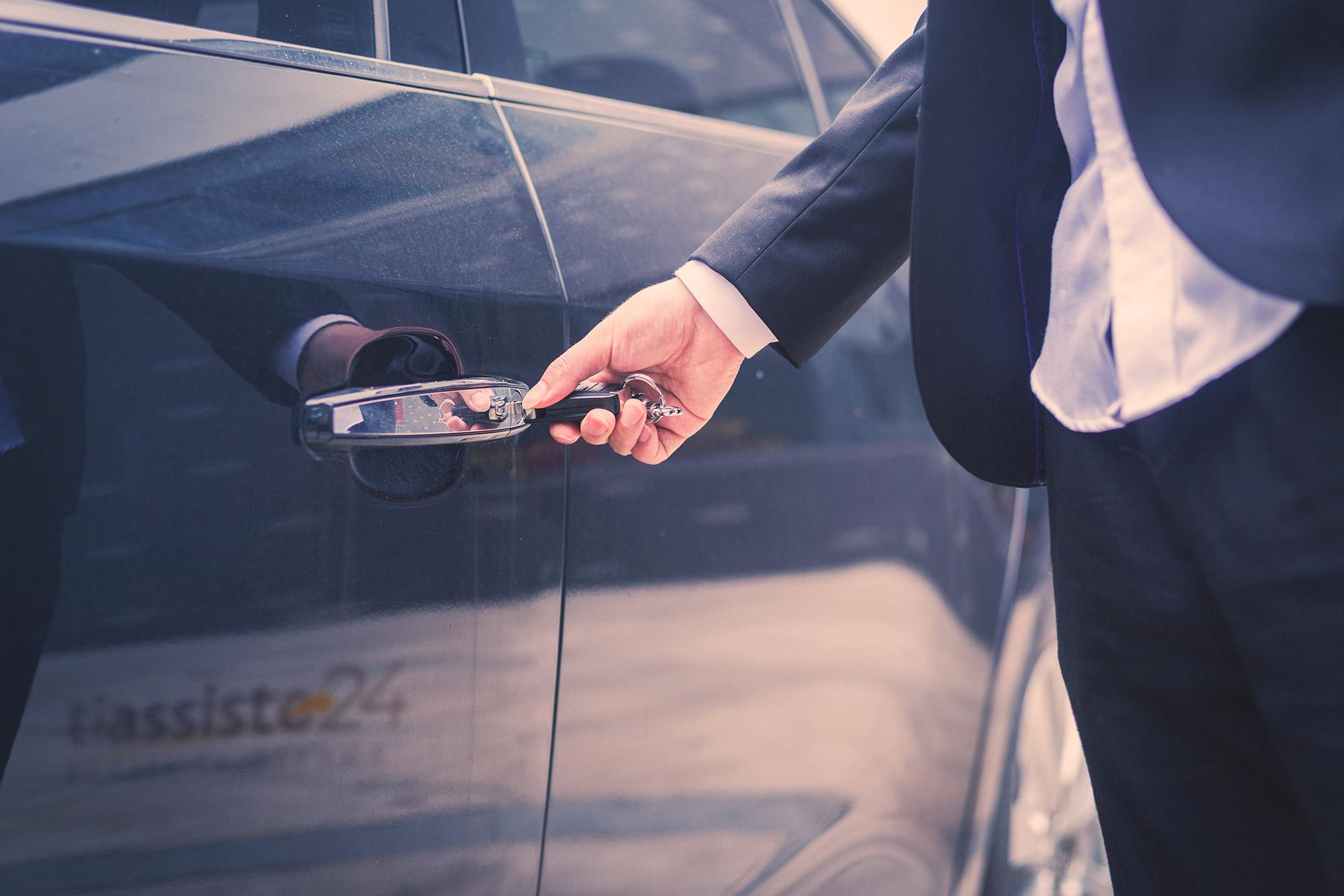 Car Sharing e car rental Tiassisto24