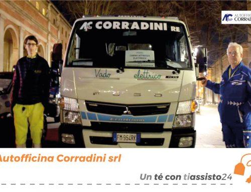 Tiassisto24 presenta le sue officine: Autofficina Corradini