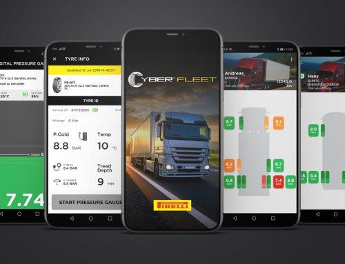 Pirelli Cyber Fleet: nuova tecnologia per ridurre i costi